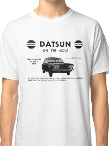 Datsun on the Move 1600 P510 Classic T-Shirt