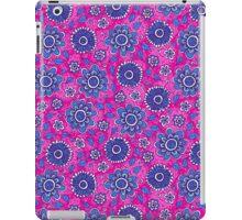 Sketchy Flowers iPad Case/Skin