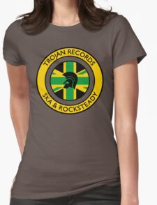 Trojan Records : Ska & Rocksteady Womens Fitted T-Shirt