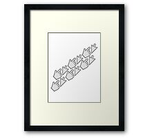 computer mouse pointer pc work show hand fingers dart click Control surf electronically online pattern Framed Print