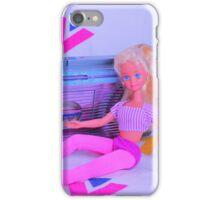 Workin out skipper  iPhone Case/Skin