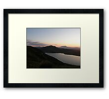 Muckish Mountain  -  Co. Donegal Ireland  Framed Print