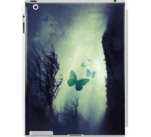 On The Wings of Chaos iPad Case/Skin