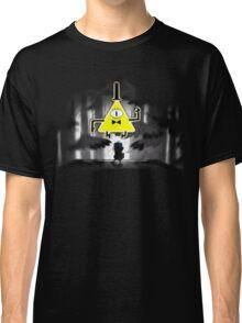 Gravity Falls Dipper Bill Cipher Classic T-Shirt