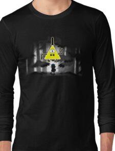 Dipper Bill Cipher Long Sleeve T-Shirt