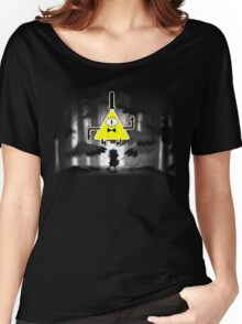 Gravity Falls Dipper Bill Cipher Women's Relaxed Fit T-Shirt