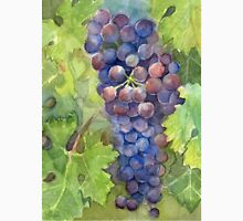Grapes Watercolor Painting Unisex T-Shirt