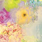 Floral Pattern - Yellow by 4ogo Design