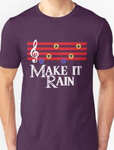 Legend of Zelda - Make It Rain T-Shirt