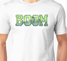 Legion of Boom 12th Man Art Seattle Space Needle Unisex T-Shirt
