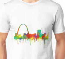 Gateway Arch, St Louis, Missouri Skyline - SG Unisex T-Shirt