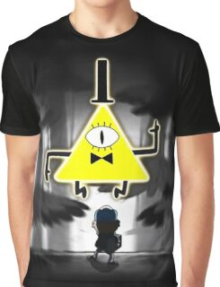Dipper Bill Cipher Graphic T-Shirt