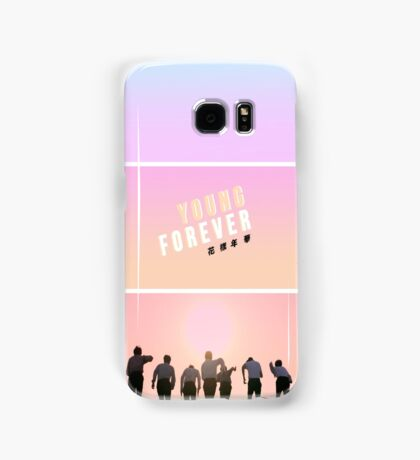 Forever Young: Color Samsung Galaxy Case/Skin