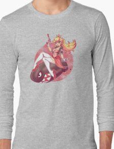 Banzai Peach  Long Sleeve T-Shirt