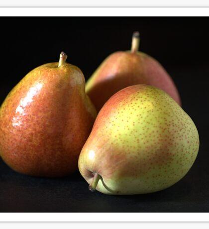 Reach for a Pear Sticker