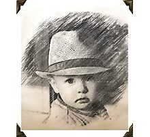 Cool baby  Photographic Print
