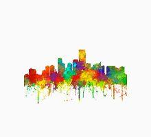 Jersey City, New Jersey Skyline - SG Unisex T-Shirt