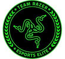Razer Gamer Photographic Print