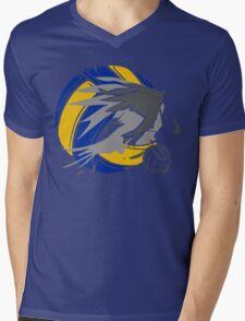 Sporty Haikyuu Bird (Volleyball) - Anime Mens V-Neck T-Shirt