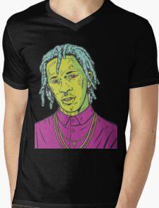 young thug art Mens V-Neck T-Shirt