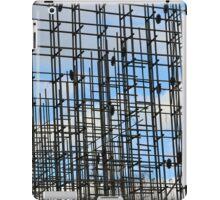Building of steel reinforcement   iPad Case/Skin