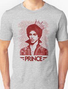 PRINCE ( 1958 - 2016 ) T-Shirt
