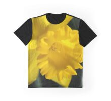 Radiant Yellow Daffodil  Graphic T-Shirt