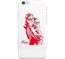 REZEEW : MON & SON iPhone Case/Skin