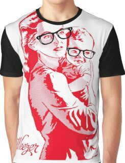 REZEEW : MON & SON Graphic T-Shirt