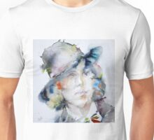 OSCAR WILDE - watercolor portrait.14 Unisex T-Shirt