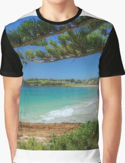 Bermagui & Pine Graphic T-Shirt
