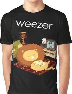 REZEEW : HOME LIKE ZOO Graphic T-Shirt