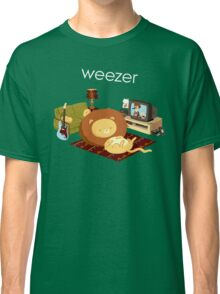 REZEEW : HOME LIKE ZOO Classic T-Shirt