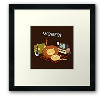 REZEEW : HOME LIKE ZOO Framed Print