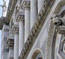 Duomo: Pisa's Primatial Cathedral Sticker