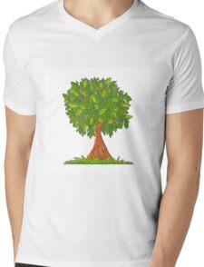 Grow! Mens V-Neck T-Shirt