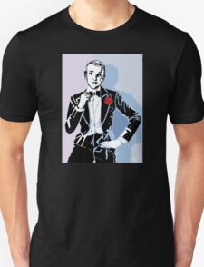 Fred Astaire Portrait Unisex T-Shirt
