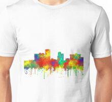 Little Rock, Arkansas Skyline - SG Unisex T-Shirt