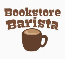 Bookstore Barista Baby Tee