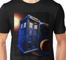 Time Flight 3 Unisex T-Shirt