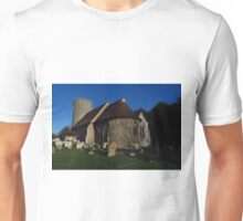 St Gregory & St George, Pentlow Unisex T-Shirt