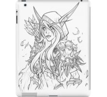 Banshee Elf  iPad Case/Skin