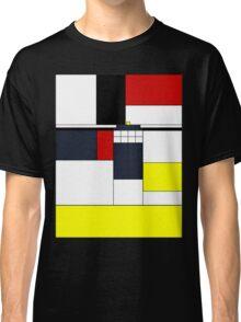 Mondrian Tardis Classic T-Shirt