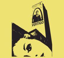 Vertigo poster Baby Tee