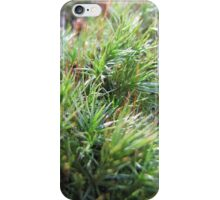 Green haven for trolls iPhone Case/Skin