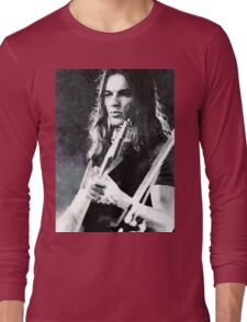 David Gilmour Long Sleeve T-Shirt