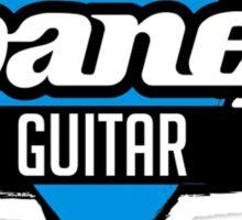 IBANEZ GUITAR Sticker
