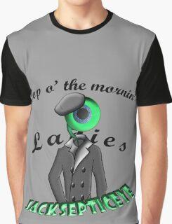 JackSepticEye - Top o' the mornin', Ladies Graphic T-Shirt