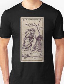 Malinconia Tarot Unisex T-Shirt