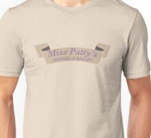 Miss Patty's School of Ballet – Stars Hollow, Gilmore Girls Unisex T-Shirt
